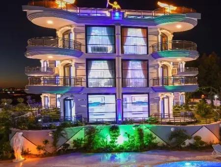 Didim Altınkum'da Satılık Deniz Manzaralı Lüks 3+1 Yazlık Dubleks