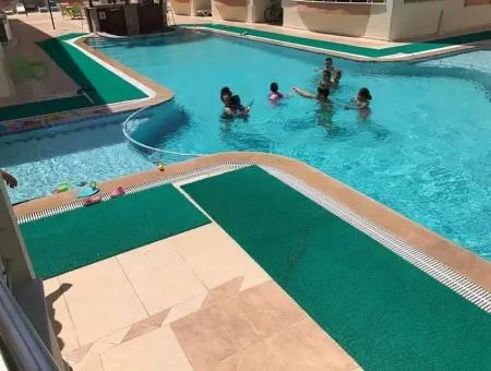 Didim Efeler Mahallesinde Deniz Manzaralı Havuzlu Sitede Satılık 3 Oda 1 Salon  Dubkeks