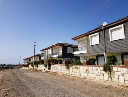 Didimde Satılık Deniz Manzaralı Villa