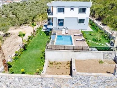 Didim Yeşiltepe'de Satılık Ultra Lüks Müstakil Ev,  Vip Villa
