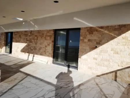 Didim Mavişehir Satılık Deniz Manzaralı Müstakil Villa