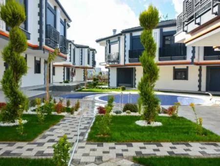 Didim Hisar Mahallesi Satılık Lüks Sitede Uygun Fiyata Villalar