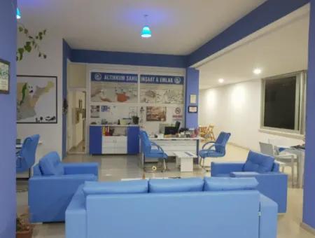 Didim'de Satılık Deniz Manzaralı Ultra Lüks Müstakil Taş Ev