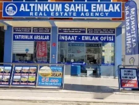 Didim Hisar Mahallesi Satılık Yatırıma Uygun 529 M2 İmarlı Arsa