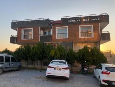 Didim Hisar Mahallesi Hünkar Rezidansta Satılık  Dubleks