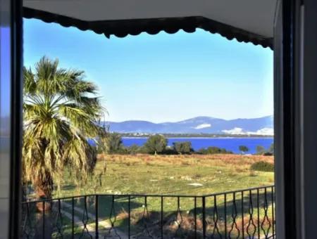Didim Altınkum Yeşilkentte Satılık Denize Sıfır Müstakil Ev, Villa